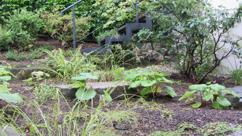 Gaetan Genetti, Création de jardins Jardin d\'ombre à Pully - Gaetan ...